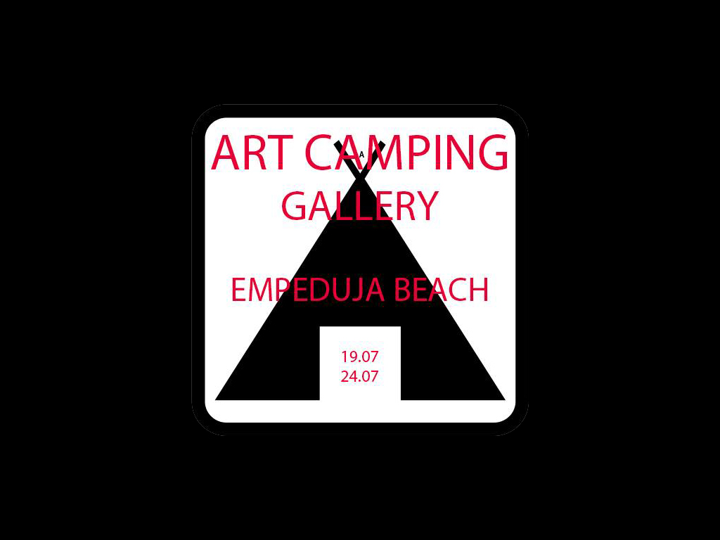 Art Camping Gallery - Flyer